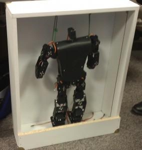 Le robot de Gaëtan